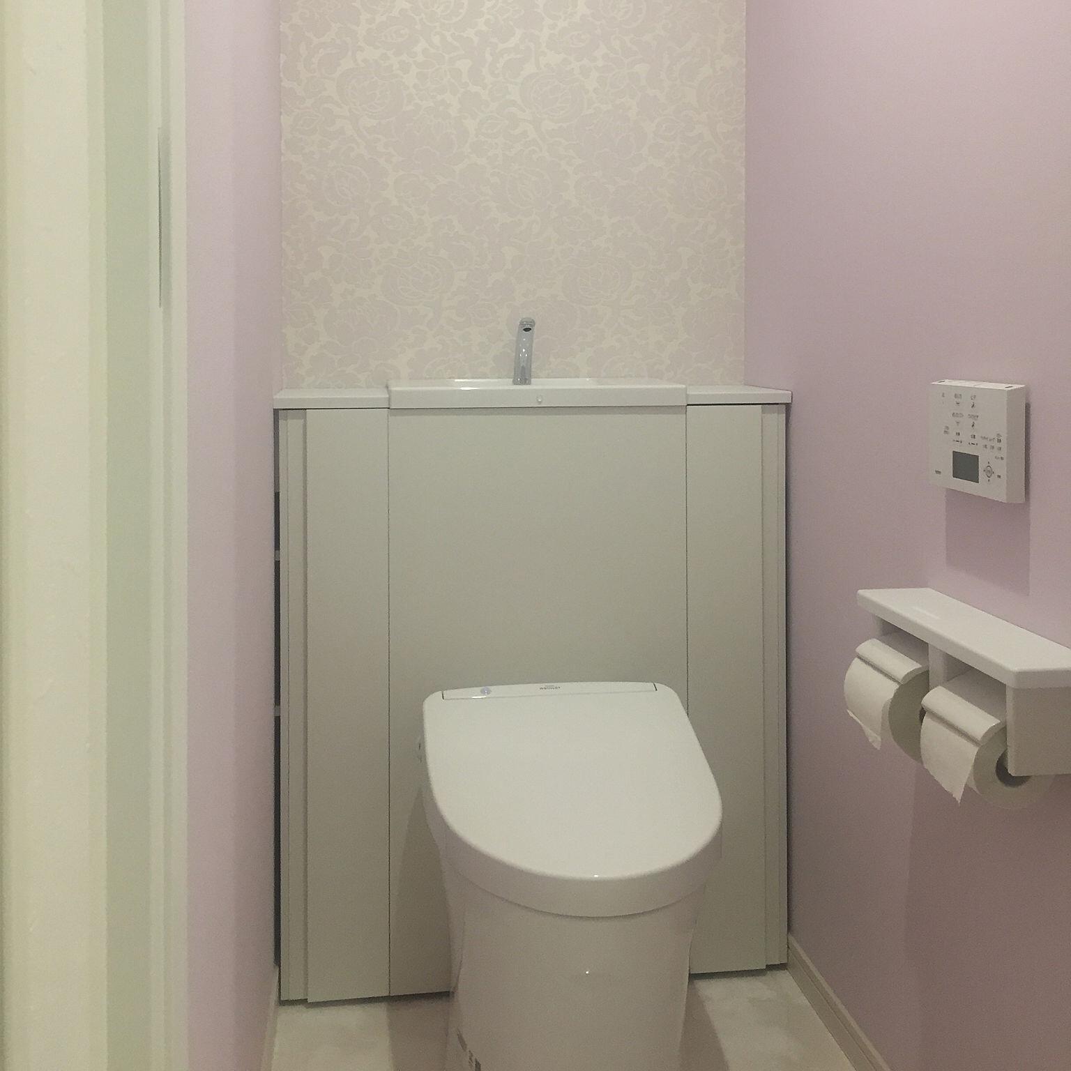 トイレの検索結果 リフォームのイメージ写真集 リフォーム情報 Toto